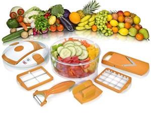 mehrteiliger Gemüseschneider